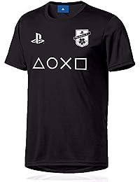 Sony Playstation - Símbolos Esports - Oficial Camiseta de Fútbol