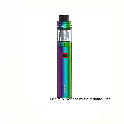 SMOK STICK X8 BABY STARTER KIT 3000 mAh 2millilitre TOP Airflow Genuine E Cigarette (Rainbow)