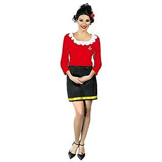 Fiestas Guirca Kostüm Olivia Femmina, Einheitsgröße, 80530