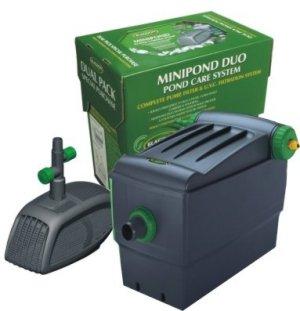 Blagdon 9W Mini-Pond Duo System for 6000L with Mini-Pond 2000L