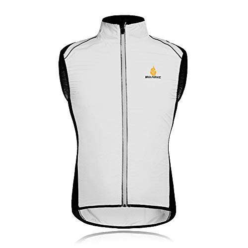 WOLFBIKE Ciclismo Jersey Hombre Chaleco Perchero Pared