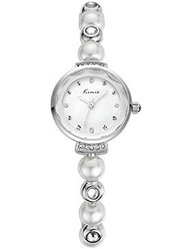 Wishar würdiges und schönem Perlen-Anhänger sterling-Silber 925 jewelry Halskette Buchse Schlüsselbein-Modelle