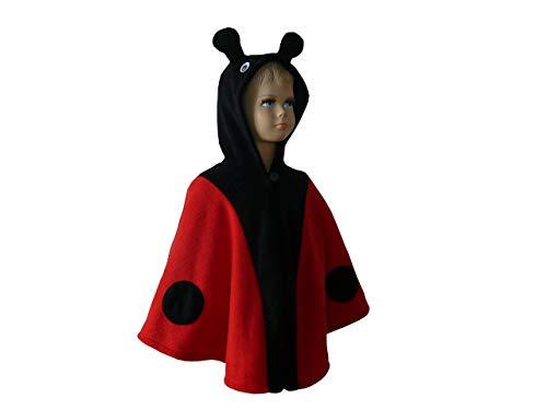 fasching karneval halloween kostüm cape für kleinkinder ()