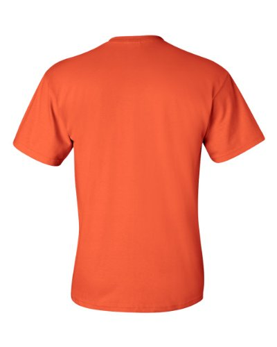 Pirate Booty auf American Apparel Fine Jersey Shirt Orange