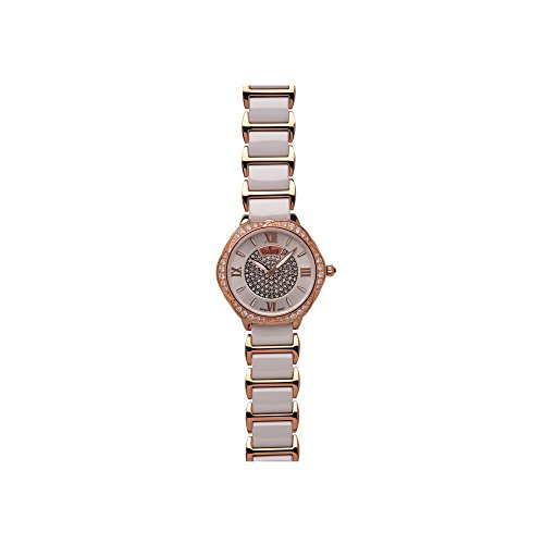 CHARMEX RODEO DRIVE 6285 LADIES 34MM MULTICOLOR STEEL BRACELET & CASE WATCH