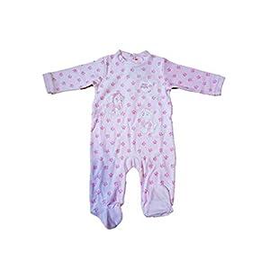 Patrulla-Canina-Pijama-Pelele-para-Bebe-nia-Color-Rosa-con-Bordados