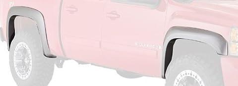 Bushwacker Chevrolet Extend-A-Fender Flare Set of 4 by Bushwacker