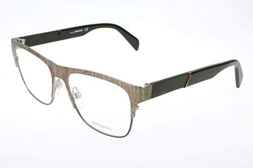Diesel Herren Brillengestelle, Beige, 58