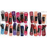 "20 X Avon mark. Epic Lipstick Samples ""1st Lipstick with built-in primer "" NEW"