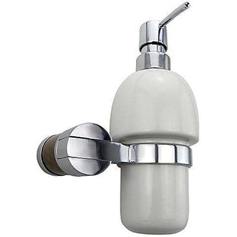 YangR* accessori bagno in ottone solido marmo dispenser di sapone