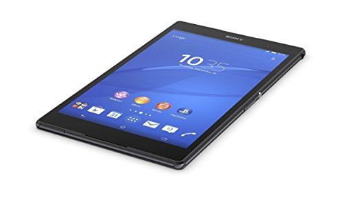 Get Sony Xperia Z3 8-inch Tablet Compact (Black) – (Qualcomm 2.5GHz, 3GB RAM, 16GB Memory, Wi-Fi, Android 4.4 Kitkat) Reviews