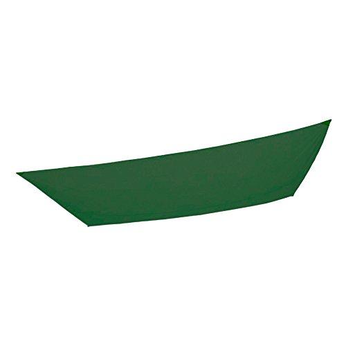Aktive Sonnensegel für Garten, Polyester, 2x 3m, grün (COLORBABY 53919)