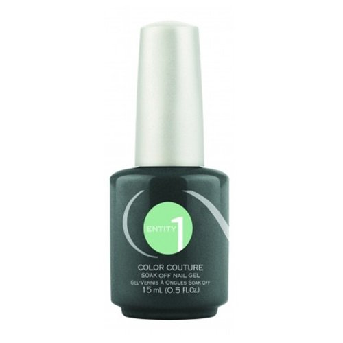 Entity One Color Couture - Flair for Romance Spring 2017 - Material Mint - 0.5oz / 15ml -