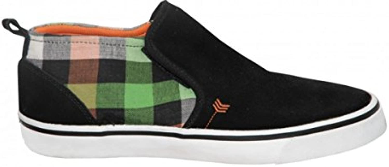 Vox Skateboard Schuhe Modelo Black/ Orange/Hunter  Billig und erschwinglich Im Verkauf