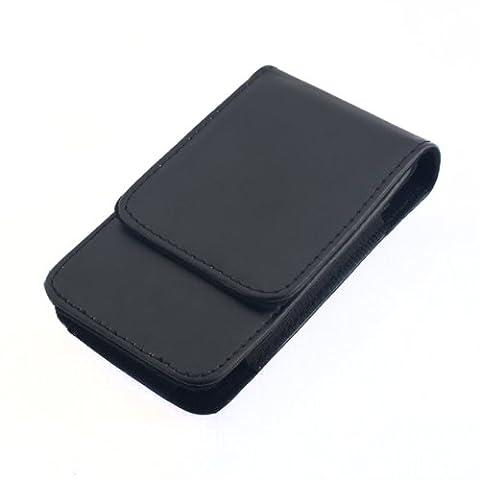 NFE² Geschlossenes Vertikal Etui mit Gürtelbefestigung für Sony Ericsson W995