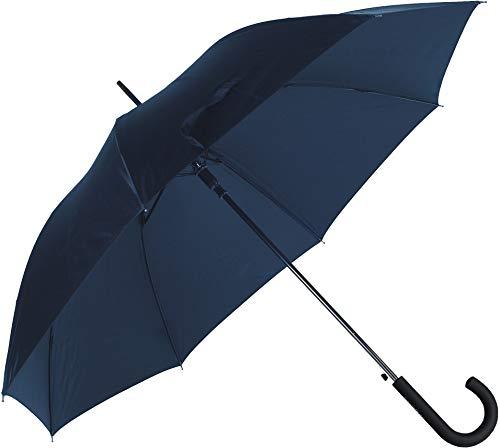 SAMSONITE Rain Pro Stick Umbrella Auto Open Ombrello Classico 87 centimeters Blu