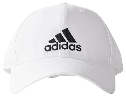 adidas Damen Classic Six-Panel Lightweight Kappe, White/Black, OSFW