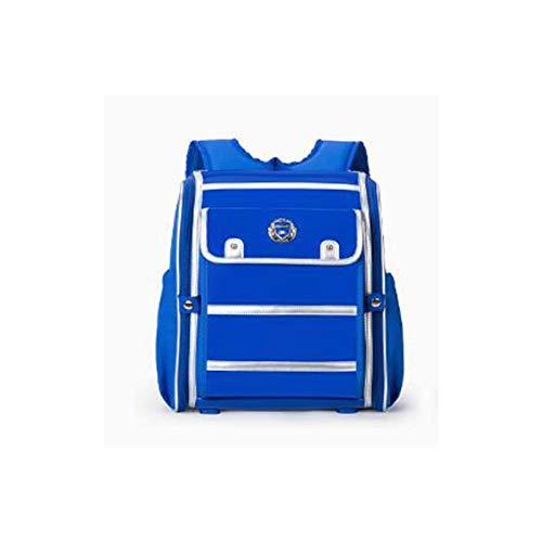 Schultaschen, Spiegel, Leder, wasserdicht, Umhängetasche, Bürde, Grat, Kinderrucksack, 34cm * 30cm * 18cm