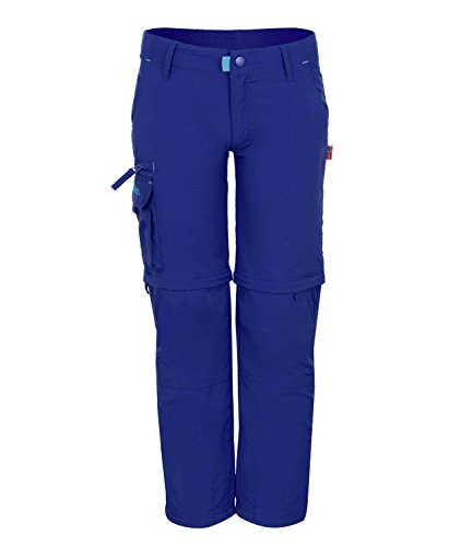 trollkids-quick-dry-zip-off-hose-oppland-konigsblau-grosse-140