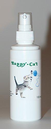 Happy Cat - Katzen Glück Raumduft für Katzen 100 ml Spray
