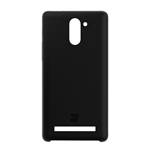 10.or D Rubberized Matte Hard Phone Case (Black)