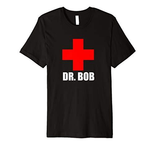 Dr. Bob TShirt; Dr. Bob Kostüm