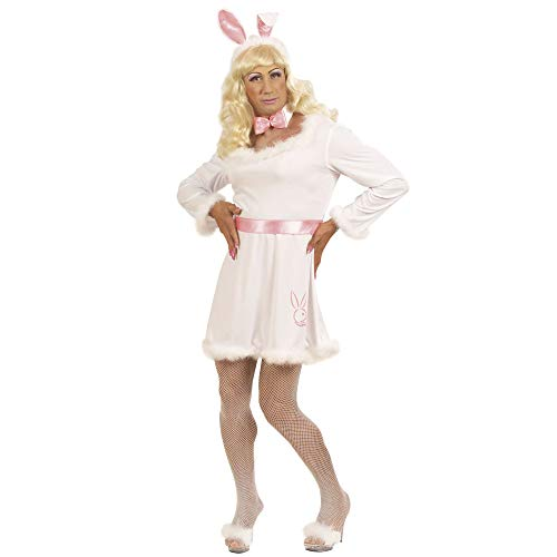 Widmann - Erwachsenenkostüm Bunny Girl für Männer