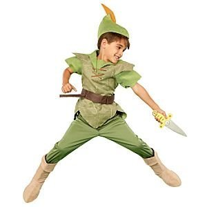 an Costume for Boys Size Medium 7/8 by Disney Store ()