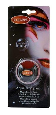 Goodmark Maquillage à l'eau, Marron foncé, Couleur, 14 G (xm280380)