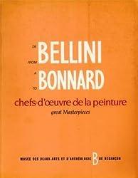 De Bellini à Bonnard : Chefs d'oeuvres de la peinture du musée de Besançon