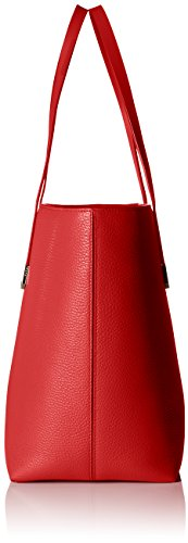 Hugo Nadalia-r 10195833 01, Borsa Tote Donna, 34 x 29 x 17 cm (L x H x D) Rosso (Bright Red)