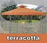 Fun Star Dach 3X3 M Turin Terrakotta 51259