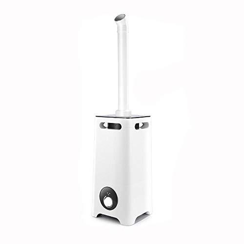 Teng Peng- Humidificador de aire industrial ultrasónico Cool Mist 13L, 4 boquillas...