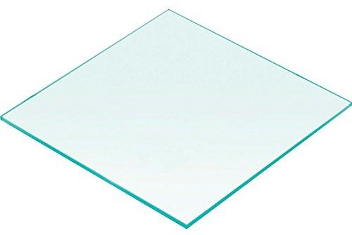 Cristal de borosilicato para su Heatbed 300x 300mm