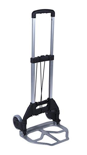 Bo-Camp-BC-Chariot--Bagage-Pliable-en-Aluminium-71-cm-Gris