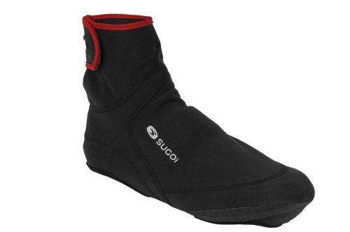 Sugoi Firewall Bootie Couvre-chaussures de cyclisme noir - Noir
