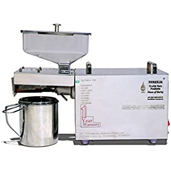 SHREEJA HEALTH CARE PRODUCTS Oil Press Machine for Home Use