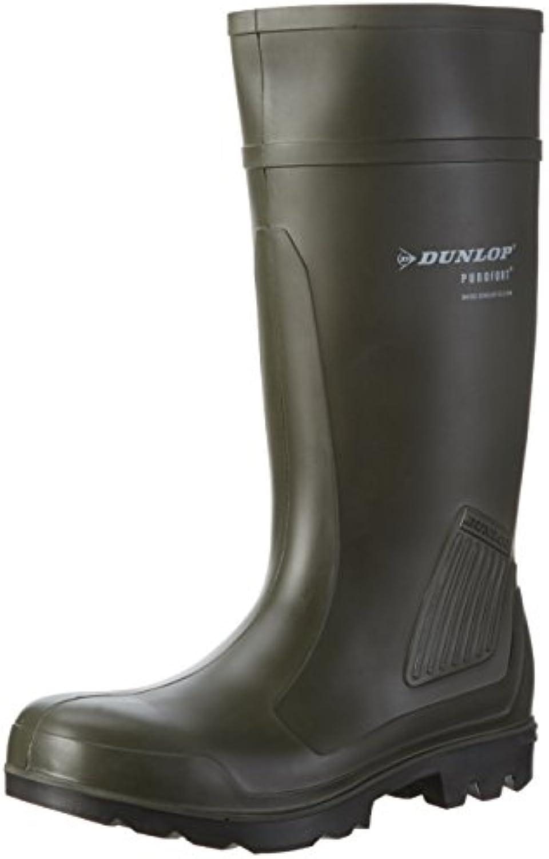 Stivali da lavoro Dunlop Dunlop Dunlop Purofort professionale completa sicurezza verde scuro S5 C462933   Nuovo Stile    Gentiluomo/Signora Scarpa  f58e97