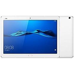 "HUAWEI MediaPad M3 Lite 10 Wi-Fi Tablette Tactile 10,1"" Blanc (32 Go, 3 Go de RAM, Android 7.0, Bluetooth)"