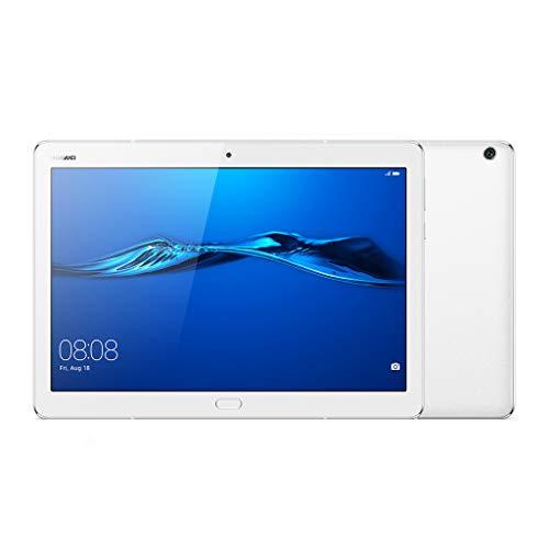 "Huawei Mediapad M3 Lite 10 - Tablet 10.1"" FullHD IPS (WiFi, Procesador Octa-Core Snapdragon 435, 3GB de RAM, 32GB de Memoria Interna, Android 7); Blanco"