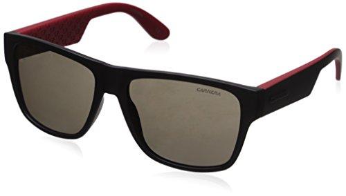 Carrera - Étui à lunettes - Homme BLACK RED/BROWN GRAY