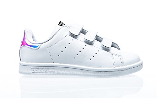 Adidas Stan Smith CF C White Metallic Silver