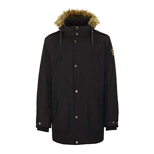 Killtec Mangano Winterjacke Herren Jacke schwarz, Größe:M | 04056542776312