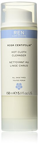 Ren Rosa Centifolia Hot Cloth Cleanser (For All Skin Types) 150ml