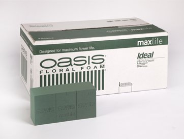 20-x-Oasis-Ideal-Max-Life-Wet-Foam-Brick-Block-for-Florist-Floral-Craft-Flowers-Floristry-Designs-Displays