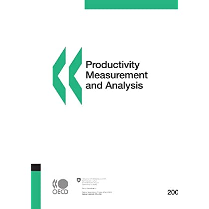 Productivity Measurement and Analysis: Edition 2008