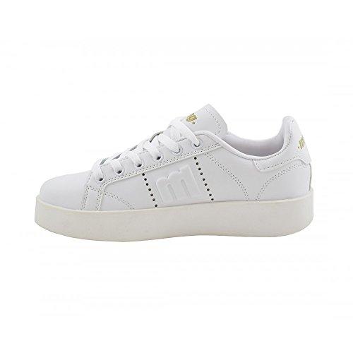 Benavente , Damen Sneaker Weiß