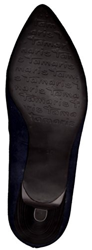 Tamaris - Scarpe chiuse Donna blu navy