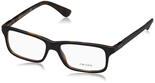 Prada Sonnenbrille 0PR 06SV Top Black/Matte Tortoise, 54