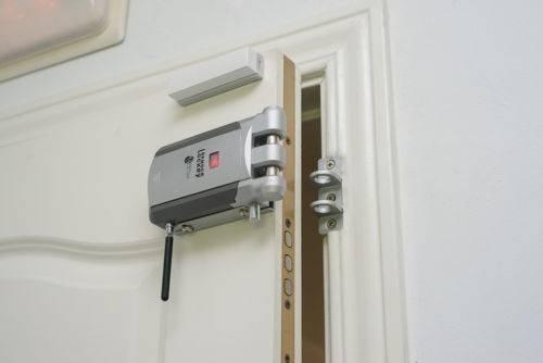 Remock Lockey mit 4 Fernbedienungen - Sicherheitsschloss Invisible, die Lösung für Diebstähle